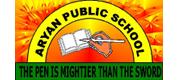 ARYAN PUBLIC SCHOOL Logo